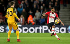 SOUTHAMPTON, ENGLAND - JANUARY 31: Ryan Bertrand of Southampton FC during the Premier League match between Southampton and Brighton and Hove Albion at St Mary's Stadium on January 31, 2018 in Southampton, England. (Photo by Matt Watson/Southampton FC via Getty Images)