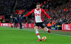 SOUTHAMPTON, ENGLAND - JANUARY 31: Dusan Tadic of Southampton FC during the Premier League match between Southampton and Brighton and Hove Albion at St Mary's Stadium on January 31, 2018 in Southampton, England. (Photo by Matt Watson/Southampton FC via Getty Images)
