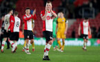 SOUTHAMPTON, ENGLAND - JANUARY 31: James Ward-Prowse of Southampton FC during the Premier League match between Southampton and Brighton and Hove Albion at St Mary's Stadium on January 31, 2018 in Southampton, England. (Photo by Matt Watson/Southampton FC via Getty Images)