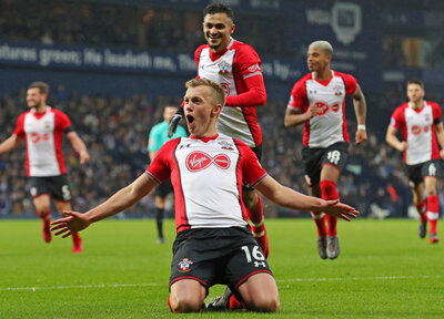 Ward-Prowse: 200 Saints appearances
