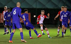 Callum Slattery during the U23 PL Cup between Southampton and Cardiff City, pictured at the Staplewood Campus, Southampton, 9th February 2018
