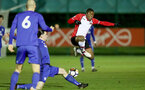 Michael Obafemi during the U23 PL Cup between Southampton and Cardiff City, pictured at the Staplewood Campus, Southampton, 9th February 2018
