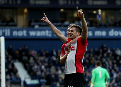 Gallery: West Brom 1-2 Saints