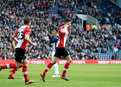 Highlights: West Brom 1-2 Saints