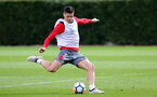SOUTHAMPTON, ENGLAND - MARCH 16: Guido Carrillo during a Southampton FC training session at the Staplewood Campus on March 16, 2018 in Southampton, England. (Photo by Matt Watson/Southampton FC via Getty Images)