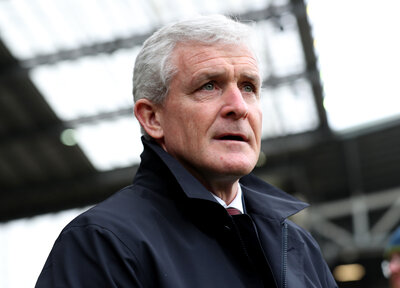"""Hughes delighted he took on """"high risk"""" Saints job"""