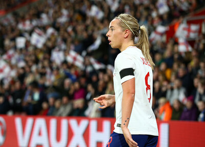 Video: Nobbs on Lionesses visit