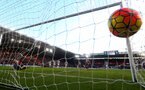 James Ward-Prowse scores from the penalty spot during the Barclays Premier League match between Southampton and West Bromwich Albion at St Mary's Stadium, Southampton, England on 16 January 2016.