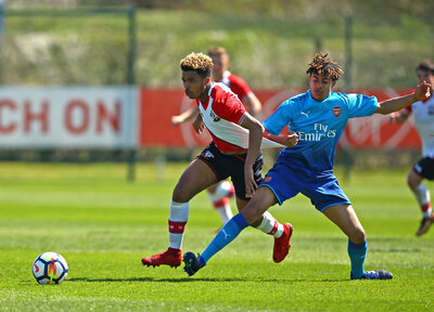 U18 Highlights: Saints 0-1 Arsenal