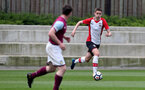 Will Smallbone of Southampton during the U18 premier league match between Southampton and Aston Villa, at the Staplewood Campus, Southampton, 21st April 2018