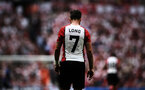 LONDON, ENGLAND - APRIL 22: Shane Long of Southampton FC during the Semi Final of the Emirates FA Cup between Southampton FC and Chelsea FC at Wembley Stadium on April 22, 2018 in London, England. (Photo by James Bridle - Southampton FC/Southampton FC via Getty Images)