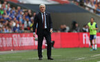 LONDON, ENGLAND - APRIL 22: Mark Hughes of Southampton during the Emirates FA Cup Semi-Final between Chelsea and Southampton, at Wembley Stadium on April 22, 2018 in London, England. (Photo by Matt Watson/Southampton FC via Getty Images)