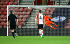 SOUTHAMPTON, ENGLAND - APRIL 23: Goal for Middlesbrough against Jack Rose during the PL2 match between Southampton FC and Middlesbrough FC atSt Mary's Stadium on April 23, 2018 in Southampton, England. (Photo by James Bridle - Southampton FC/Southampton FC via Getty Images)