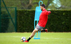 SOUTHAMPTON, ENGLAND - APRIL 26: Shane Long during a Southampton FC training session at Staplewood Complex on April 26, 2018 in Southampton, England. (Photo by James Bridle - Southampton FC/Southampton FC via Getty Images)