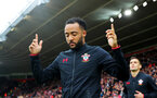 SOUTHAMPTON, ENGLAND - APRIL 28: Nathan Redmond of Southampton during the Premier League match between Southampton and AFC Bournemouth at St Mary's Stadium on April 28, 2018 in Southampton, England. (Photo by Matt Watson/Southampton FC via Getty Images)