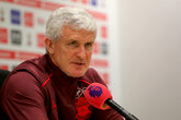 Press Conference (Part Two): Hughes previews Everton