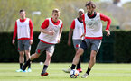 SOUTHAMPTON, ENGLAND - MAY 03: Manolo Gabbiadini during a Southampton FC training session at the Staplewood Campus on May 3, 2018 in Southampton, England. (Photo by Matt Watson/Southampton FC via Getty Images)