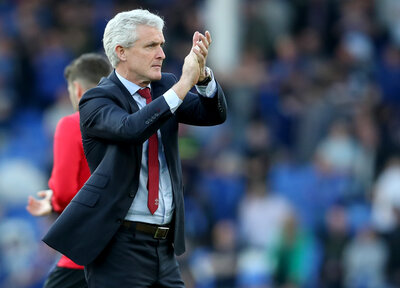 Hughes: I'm pleased with what we're producing