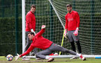 SOUTHAMPTON, ENGLAND - MAY 11: Alex McCarthy during a Southampton FC training session at the Staplewood Campus on May 11, 2018 in Southampton, England. (Photo by Matt Watson/Southampton FC via Getty Images)