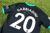 Win Manolo Gabbiadini's shirt from Swansea!