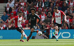 SOUTHAMPTON, ENGLAND - MAY 13: Charlie Austin of Southampton during the Premier League match between Southampton and Manchester City at St Mary's Stadium on May 13, 2018 in Southampton, England. (Photo by Matt Watson/Southampton FC via Getty Images)