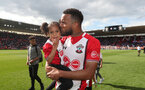 SOUTHAMPTON, ENGLAND - MAY 13: Ryan Bertrand of Southampton after the Premier League match between Southampton and Manchester City at St Mary's Stadium on May 13, 2018 in Southampton, England. (Photo by Matt Watson/Southampton FC via Getty Images)