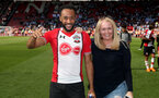 SOUTHAMPTON, ENGLAND - MAY 13: Nathan Redmond of Southampton after the Premier League match between Southampton and Manchester City at St Mary's Stadium on May 13, 2018 in Southampton, England. (Photo by Matt Watson/Southampton FC via Getty Images)