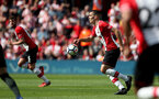 SOUTHAMPTON, ENGLAND - MAY 13: Oriol Romeu of Southampton during the Premier League match between Southampton and Manchester City at St Mary's Stadium on May 13, 2018 in Southampton, England. (Photo by Matt Watson/Southampton FC via Getty Images)