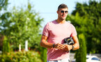 SOUTHAMPTON, ENGLAND - JUNE 28: Fraser Forster of Southampton FC returns for Pre Season testing ahead of the teams trip to China in Southampton, England. (Photo by James Bridle - Southampton FC/Southampton FC via Getty Images)