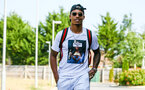 SOUTHAMPTON, ENGLAND - JUNE 28: Mario Lemina of Southampton FC returns for Pre Season testing ahead of the teams trip to China in Southampton, England. (Photo by James Bridle - Southampton FC/Southampton FC via Getty Images)
