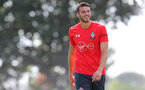 SOUTHAMPTON, ENGLAND - JULY 16: Wesley Hoedt during a Southampton FC training session at the Staplewood Campus on July 16, 2018 in Southampton, England. (Photo by Matt Watson/Southampton FC via Getty Images)