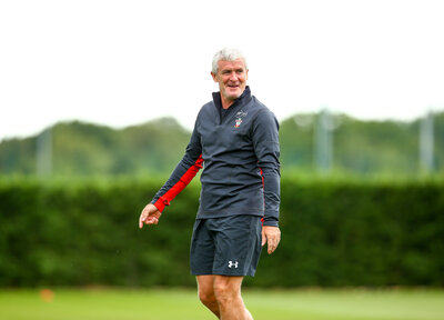 Hughes: We're relishing Derby test