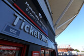 Ticket Office reopens tomorrow
