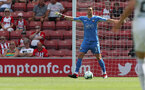 SOUTHAMPTON, ENGLAND - AUGUST 04: Alex McCarthy of Southampton FC during the pre-season friendly match between Southampton and Borussia Monchengladbach at St Mary's Stadium on August 4, 2018 in Southampton, England. (Photo by Matt Watson/Southampton FC via Getty Images)