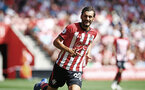 SOUTHAMPTON, ENGLAND - AUGUST 04: Manolo Gabbiadini of Southampton FC  during the Pre-Season friendly match between Southampton FC and Borussia Mönchengladbach pictured at St Mary's Stadium on August 4, 2018 in Southampton, England. (Photo by James Bridle - Southampton FC/Southampton FC via Getty Images)