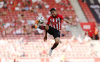 SOUTHAMPTON, ENGLAND - AUGUST 04: Mohamed Elyounoussi of Southampton FC during the pre-season friendly match between Southampton and Borussia Monchengladbach at St Mary's Stadium on August 4, 2018 in Southampton, England. (Photo by Chris Moorhouse/Southampton FC via Getty Images)