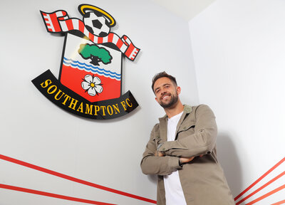"Hughes ""delighted"" with Ings capture"