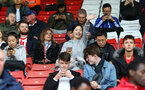 SOUTHAMPTON, ENGLAND - AUGUST 12: during the Premier League match between Southampton FC and Burnley FC at St Mary's Stadium on August 12, 2018 in Southampton, United Kingdom. (Photo by James Bridle - Southampton FC/Southampton FC via Getty Images)