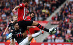 SOUTHAMPTON, ENGLAND - AUGUST 12: Jack Stephens of Southampton during the Premier League match between Southampton FC and Burnley FC at St Mary's Stadium on August 12, 2018 in Southampton, United Kingdom. (Photo by Chris Moorhouse/Southampton FC via Getty Images)