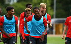 SOUTHAMPTON, ENGLAND - AUGUST 15:  pictured at Staplewood Complex on August 15, 2018 in Southampton, England. (Photo by James Bridle - Southampton FC/Southampton FC via Getty Images)