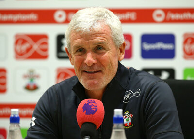 Press Conference (Part Two): Hughes looks to Everton