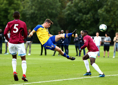 U18 Report: West Ham 3-2 Saints