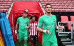Alex McCarthy. Southampton FC team photo and open training session at St Mary's Stadium, Southampton                                Picture: Chris Moorhouse               Monday 20th August 2018             FOR EDITORIAL USE ONLY