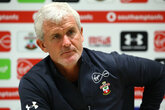 Press Conference (Part One): Hughes on Liverpool