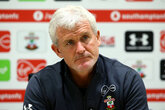 Hughes's press conference round-up