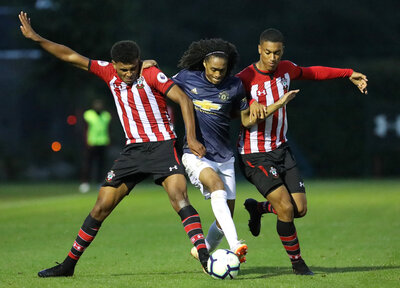 Video: Jaïdi reflects on United draw