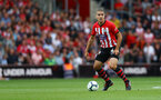 SOUTHAMPTON, ENGLAND - AUGUST 25: Oriol Romeu of Southampton during the Premier League match between Southampton FC and Leicester City at St Mary's Stadium on August 25, 2018 in Southampton, United Kingdom. (Photo by Matt Watson/Southampton FC via Getty Images)