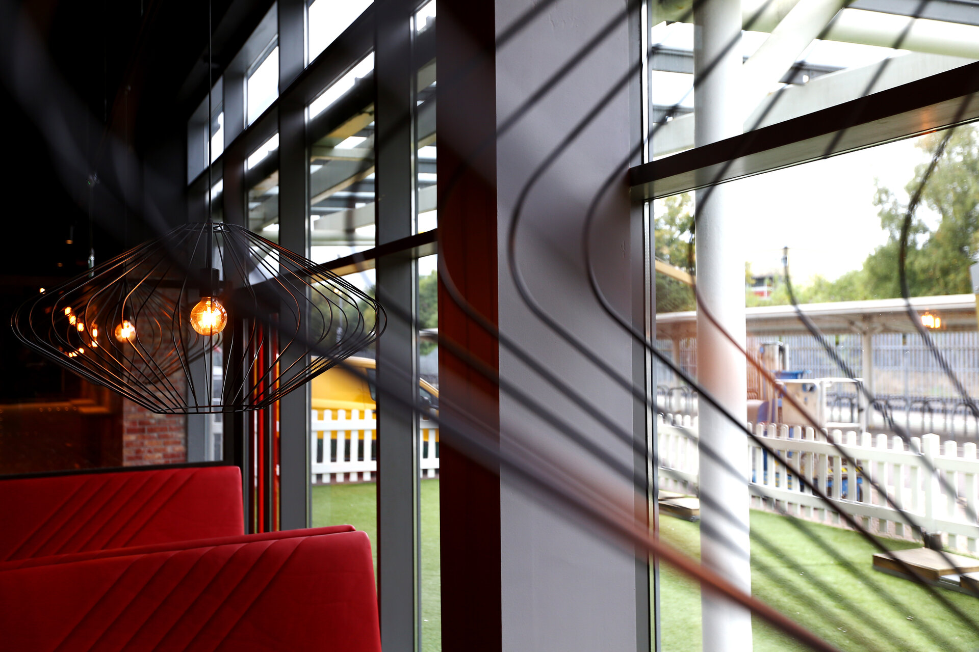 SOUTHAMPTON, ENGLAND - SEPTEMBER 11: General view showing Southampton FC's new 'Gas Works' Pub located within the Kingsland stand at St Mary's Stadium on September 11, 2018 in Southampton, England. (Photo by James Bridle - Southampton FC/Southampton FC via Getty Images)