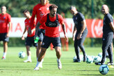 Gallery: Saints step up Brighton preparations