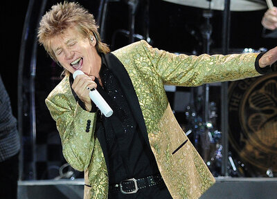 Rod Stewart tickets on sale